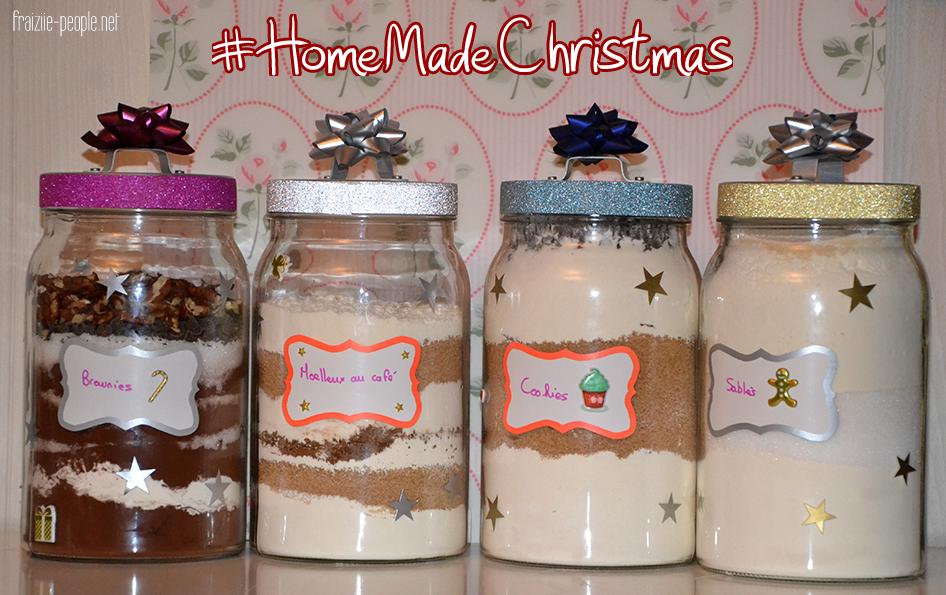 Turbo HomeMadeChristmas : des cadeaux gourmands à faire soi-même  YR36