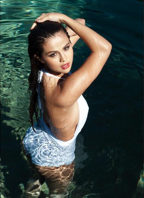 Selena Gomez sexy comme jamais