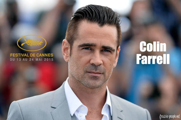 Colin Farrell au Festival de Cannes
