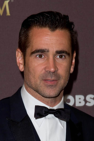 Colin Farrell à l'after party de Magnum.