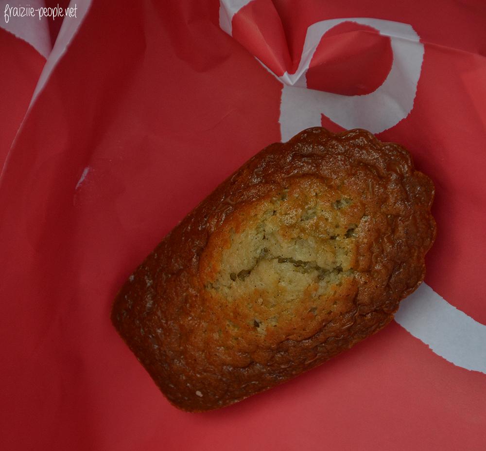 La Pâtisserie des Rêves madeleine