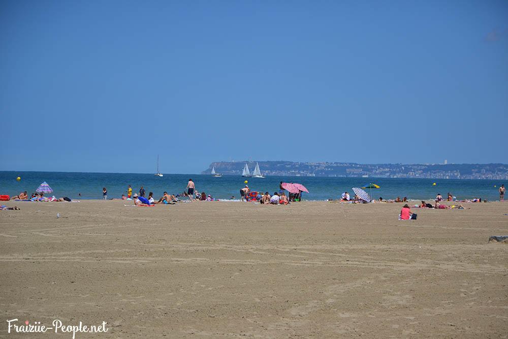 Une journée à la plage Deauville 4