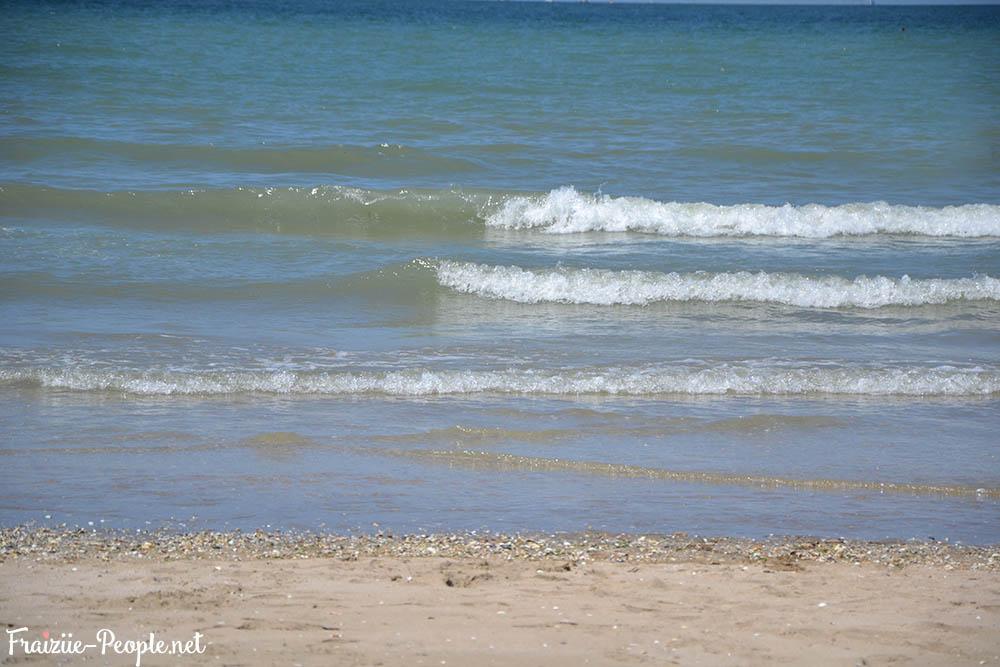 Une journée à la plage Deauville 6