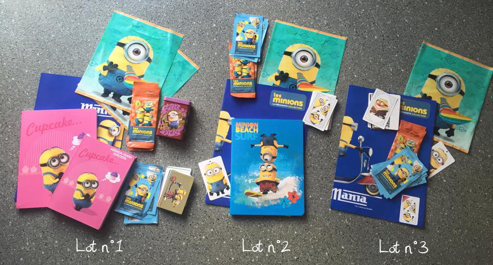 Instagram Giveaway Minions