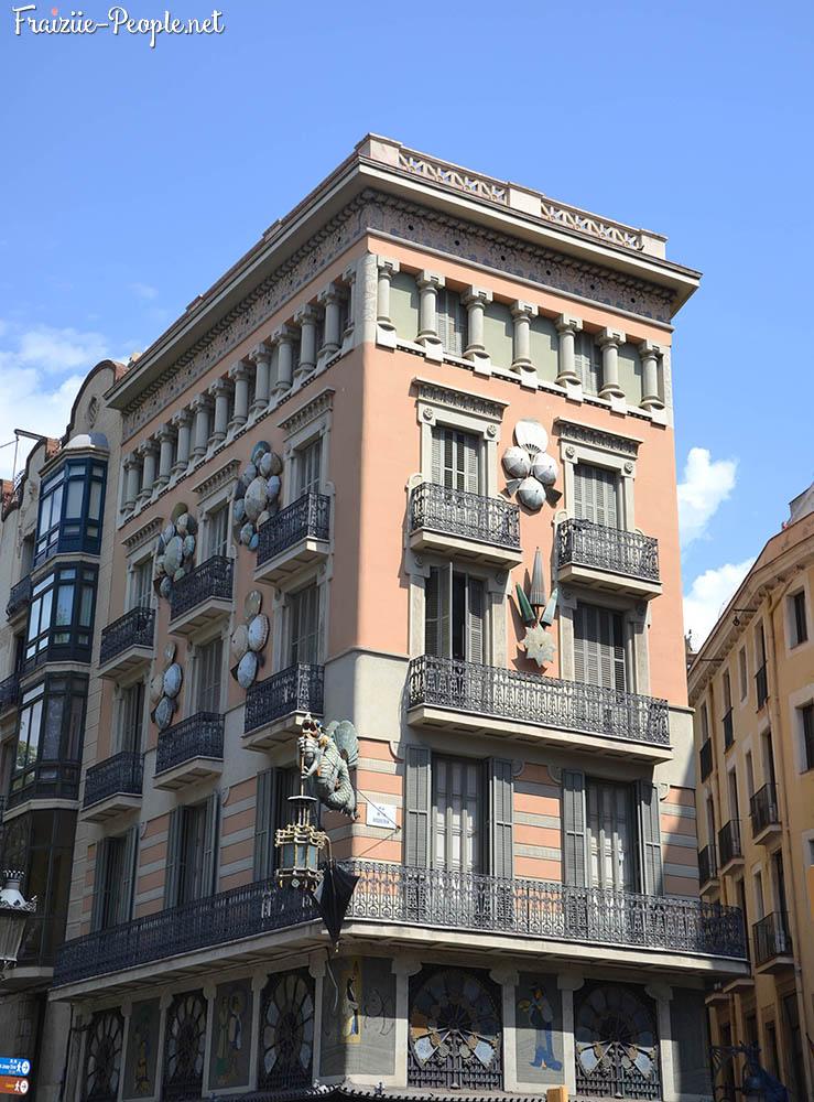 Se balader à Barcelone, La Rambla