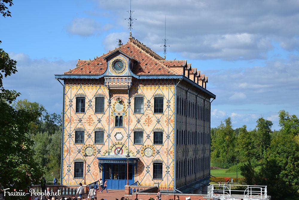 Le Moulin Meunier, rénové par Nestlé