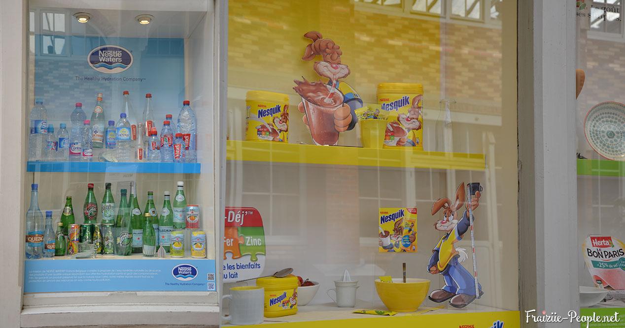 Mes premières journées du patrimoine au siège de Nestle