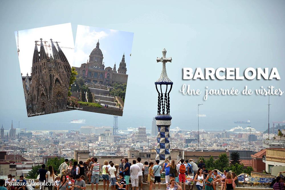 Barcelona une journée de visites