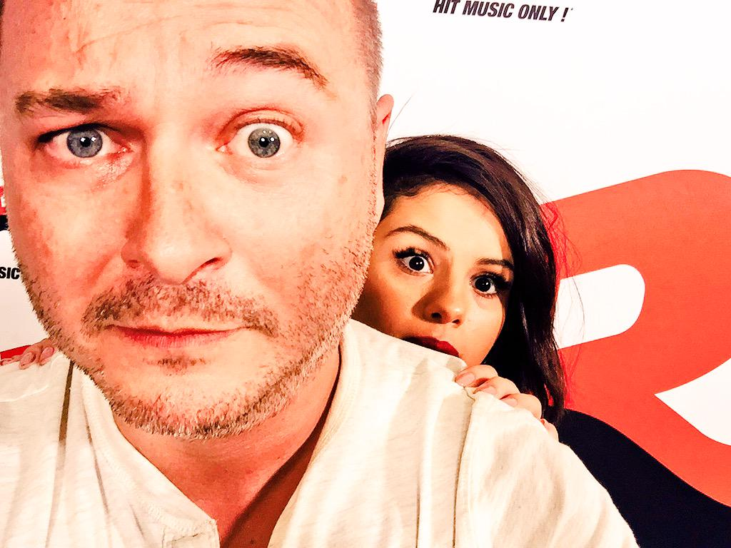 Selena Gomez et Cauet