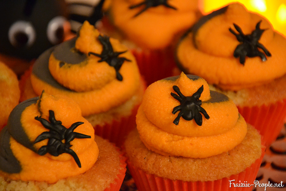 Cupcakes Halloween 4