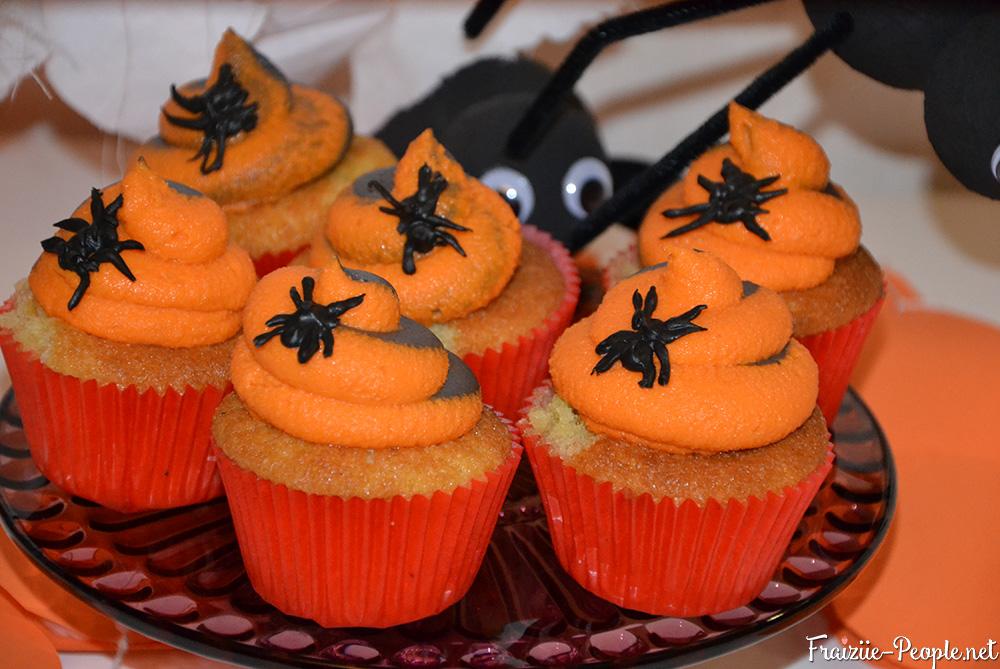 Cupcakes halloween 2