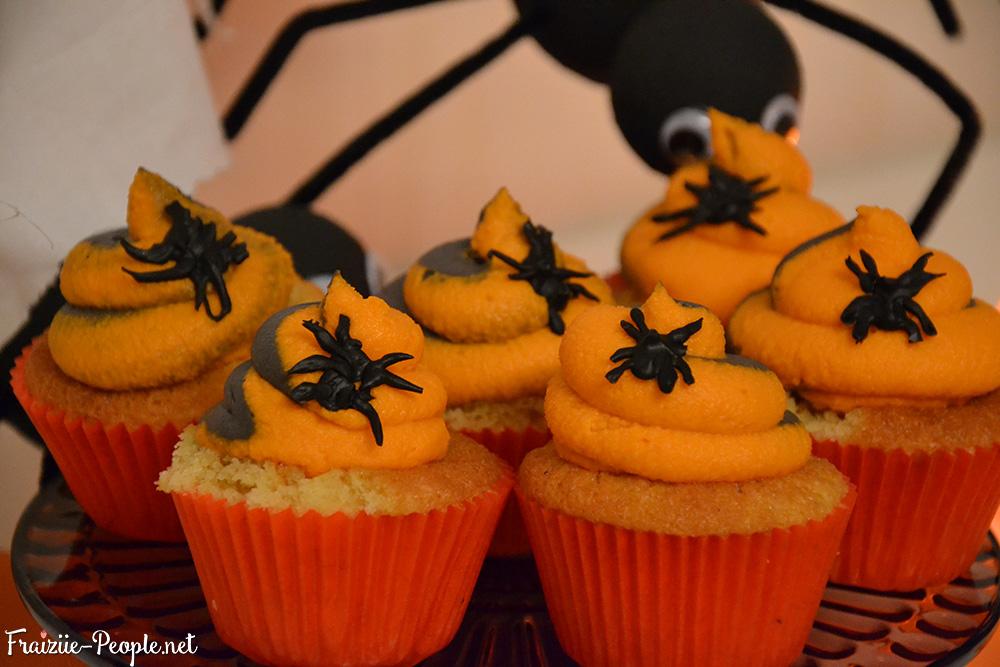 Cupcakes halloween 3