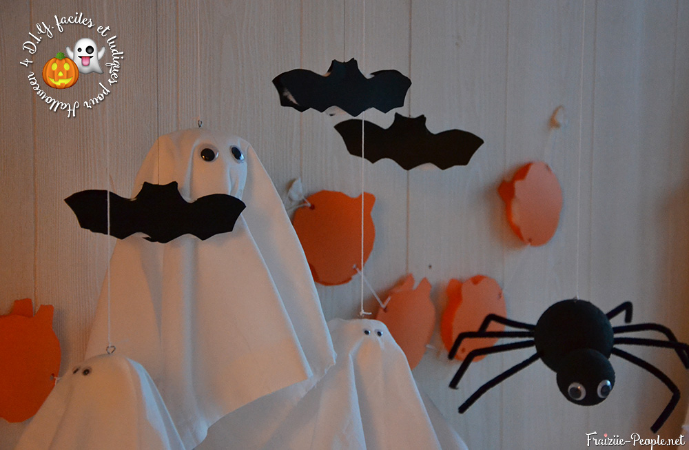 Decoration Halloween Faire Soi Meme Id Es Originales Et Insolites Pour Une D Coration Halloween