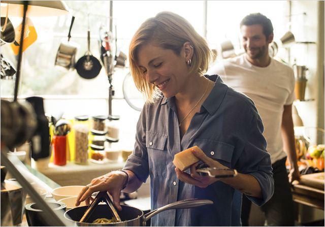 Sienna Miller et Bradley Cooper, A vif !