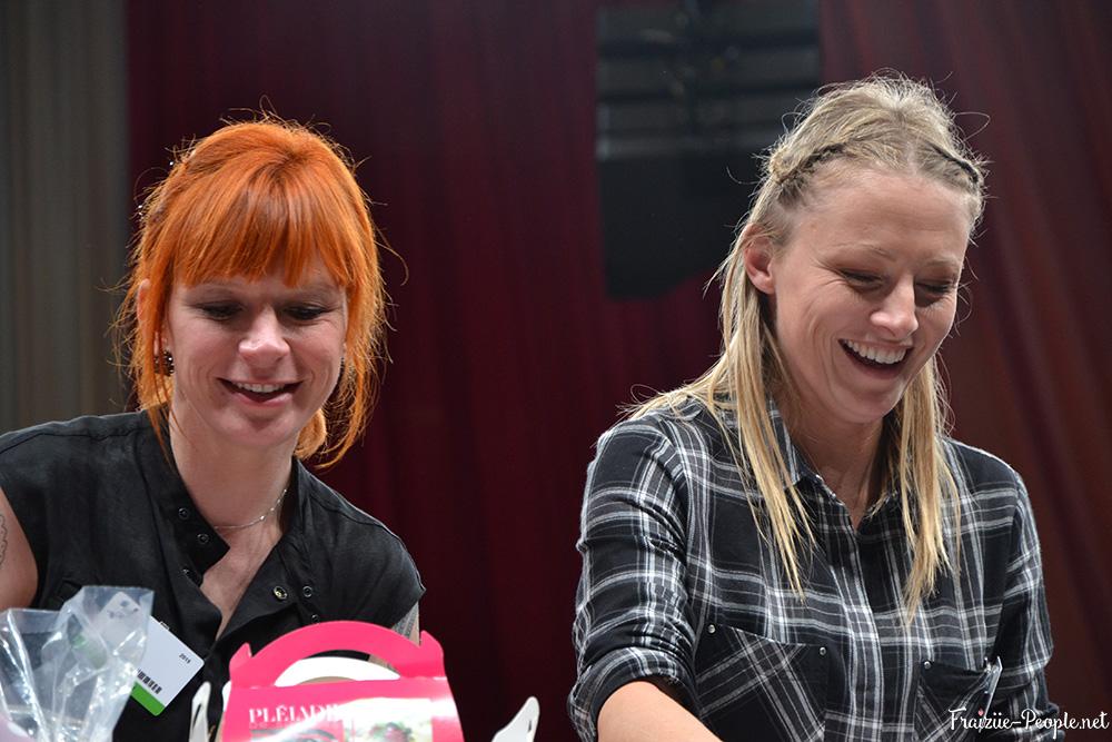 Battle Meilleur Pâtissier, Caroline et Roxane