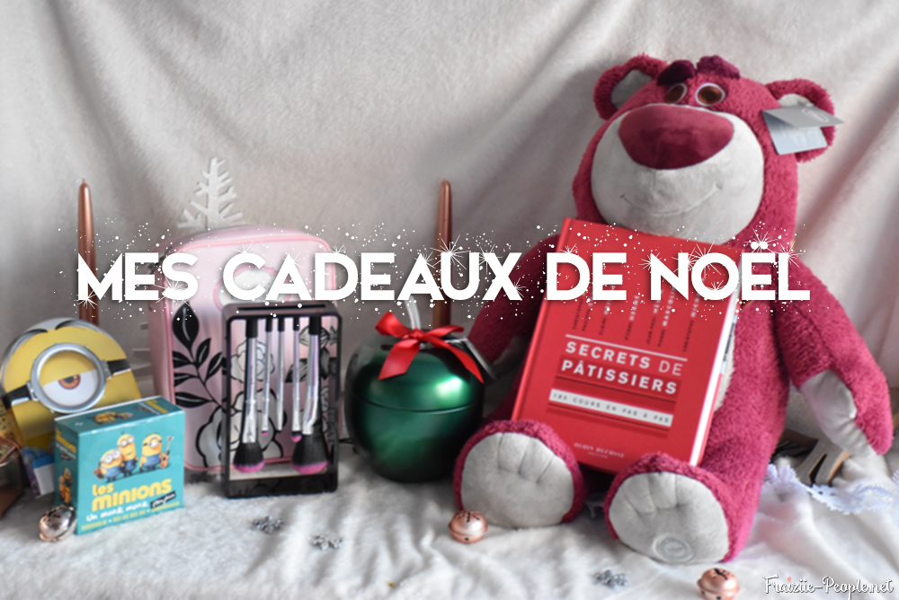 Lifestyle] Mes cadeaux de Noël
