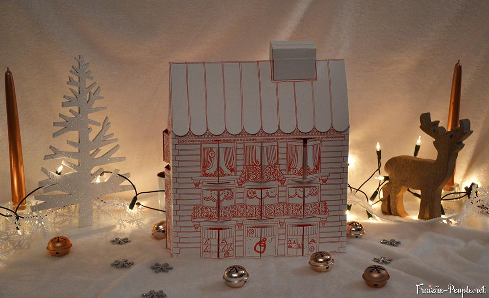 Haul Noël calendrier de l'avent