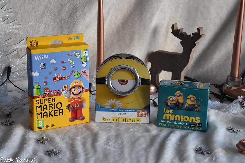 Mes cadeaux de Noël geek