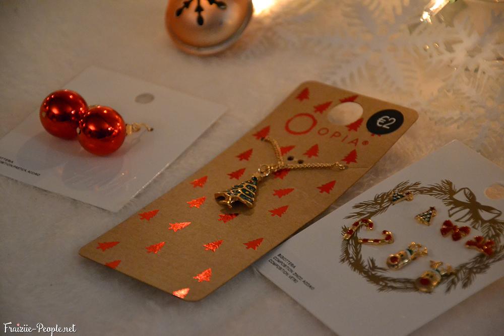Haul Noël mode bijoux