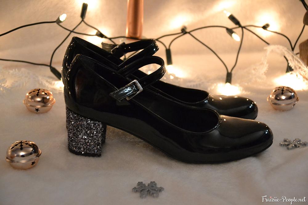 Haul Noël mode chaussures
