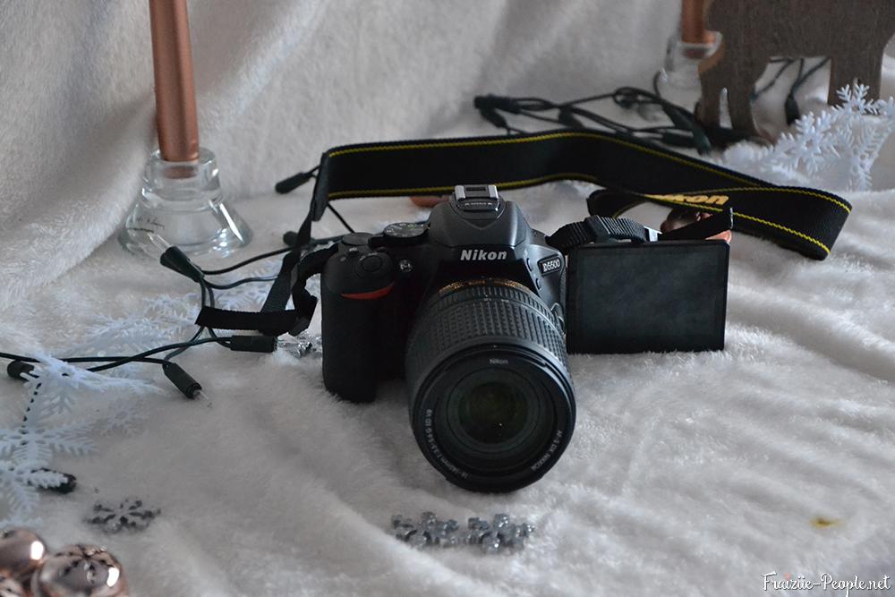 Mon nouveau bébé ! Le Nikon D5500.