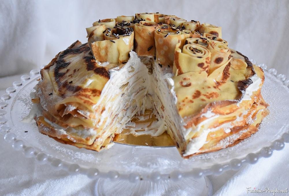 Gâteau de crêpes 4