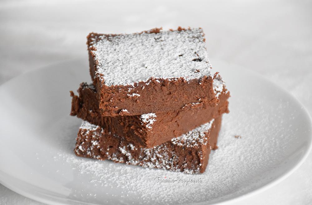 fondant au chocolat 1