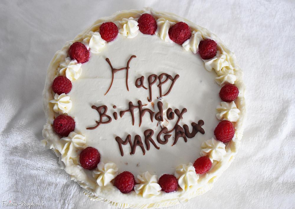 Vous l'aurez compris ma cousine s'appelle Margaux :)