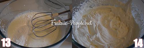 Etape 3 : Pastel de 3 leches