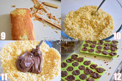 etape 2 Cake Pop