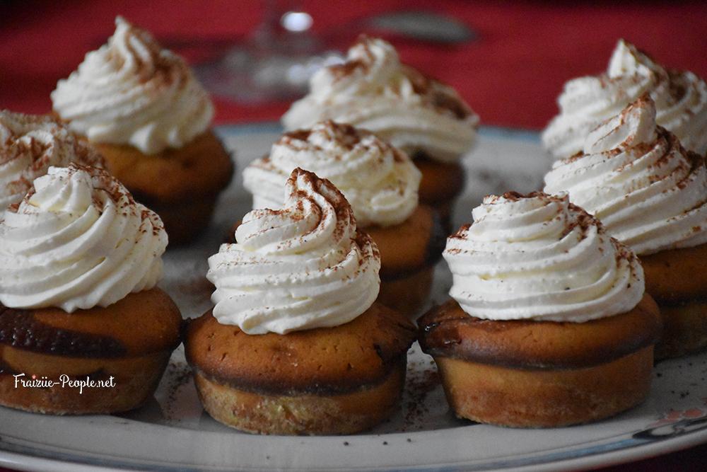 muffins façon liégeois