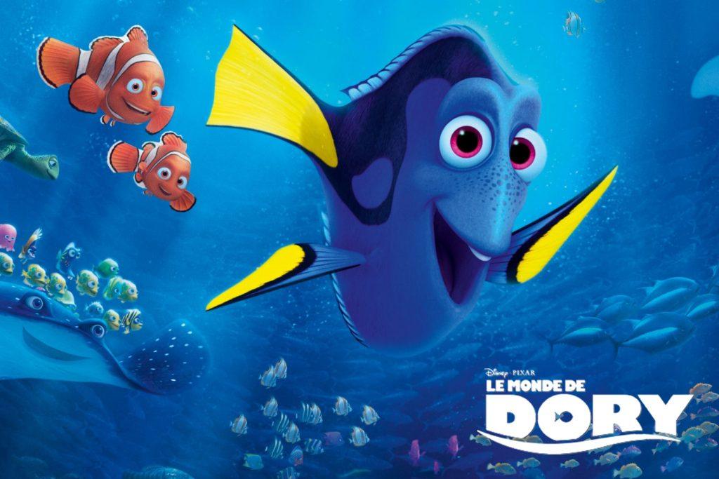 [Coup de ♡] Le Monde de Dory, un retour en enfance assuré 🐟