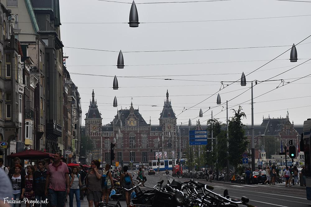 Un weekend entre amis à Amsterdam