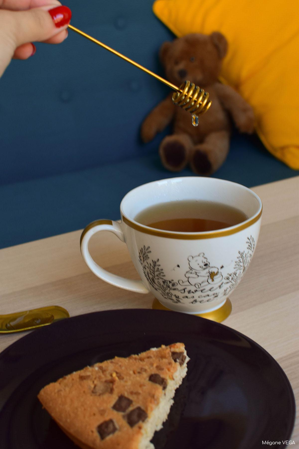 Un dimanche inspirant... Tea Time gourmand en bonne compagnie 🐻