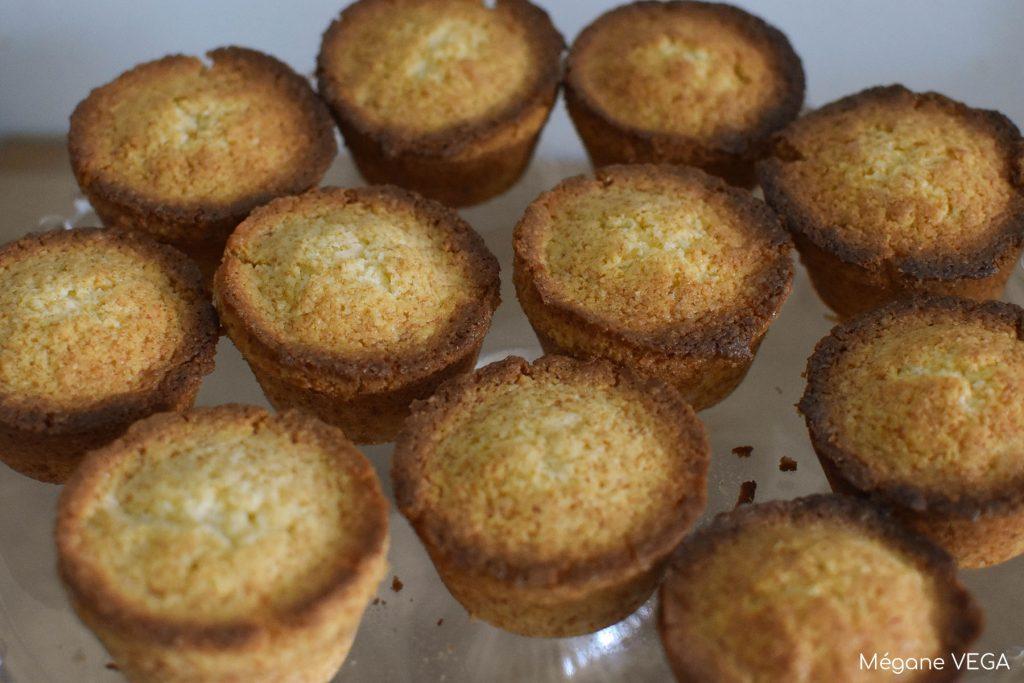 Cupcakes façon Raffaello, biscuit à la noix de coco - Fraiziie-People.net