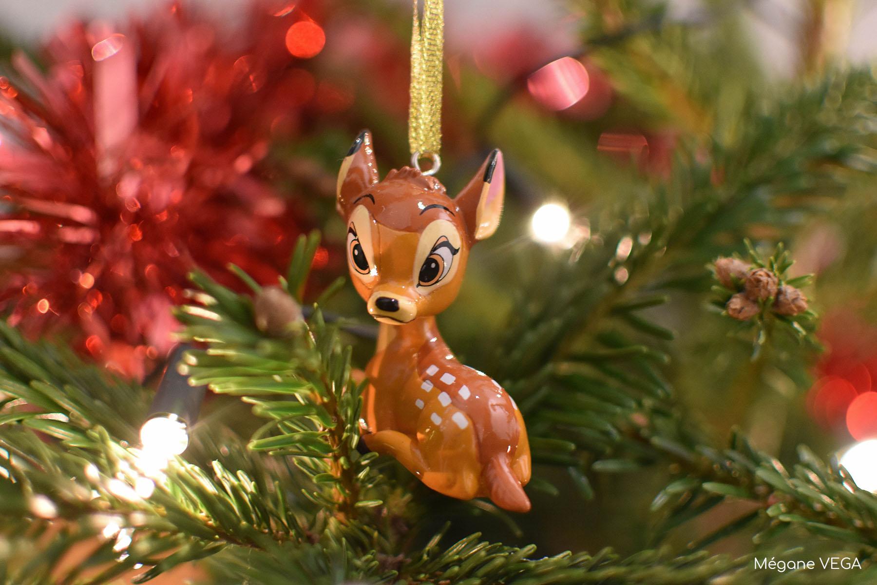 Sapin de Noël Bambi, Disney - Fraiziie-People