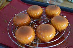 Glaçage entremet noisette caramel - fraiziie-people.net